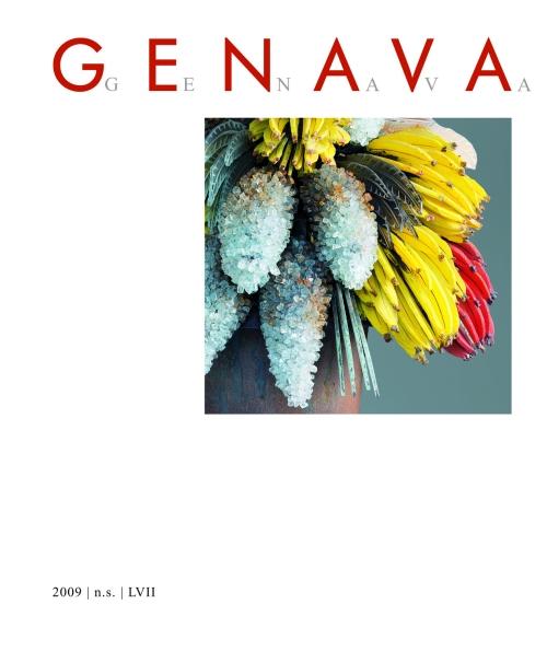 Geneva t.57 (édition 2009)