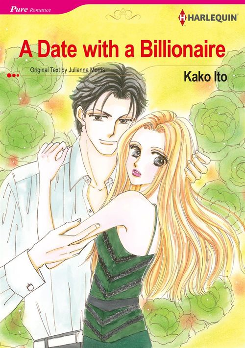Harlequin Comics: A Date with a Billionaire