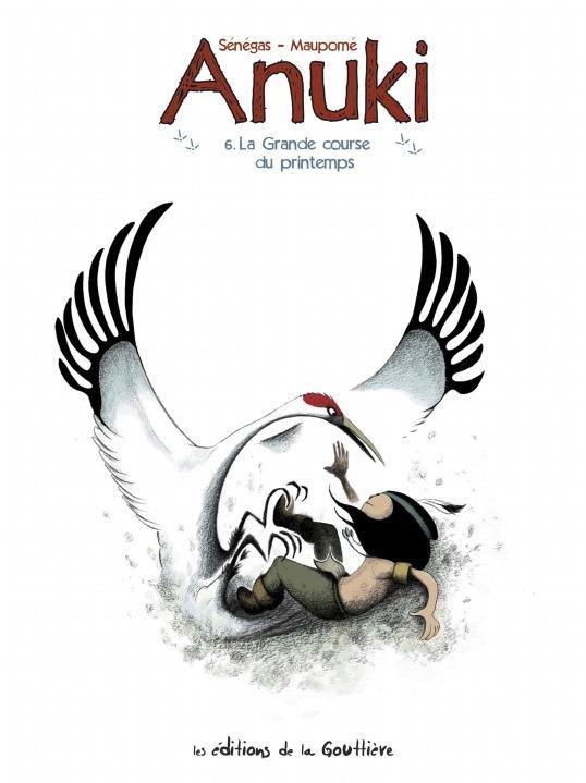 Anuki T.6 ; la grande course du Printemps