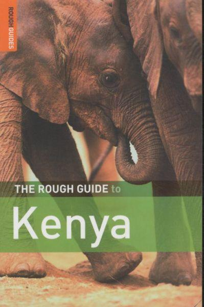ROUGH GUIDES ; KENYA