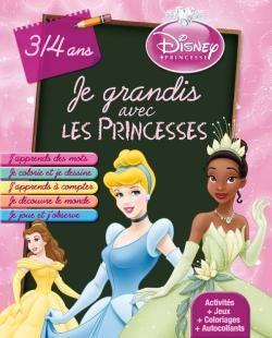 Je grandis avec princesses