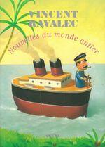 Vente Livre Numérique : Nouvelles du monde entier  - Vincent Ravalec