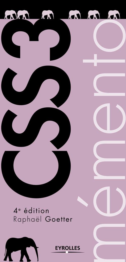 Mémento CSS3 (4e édition)