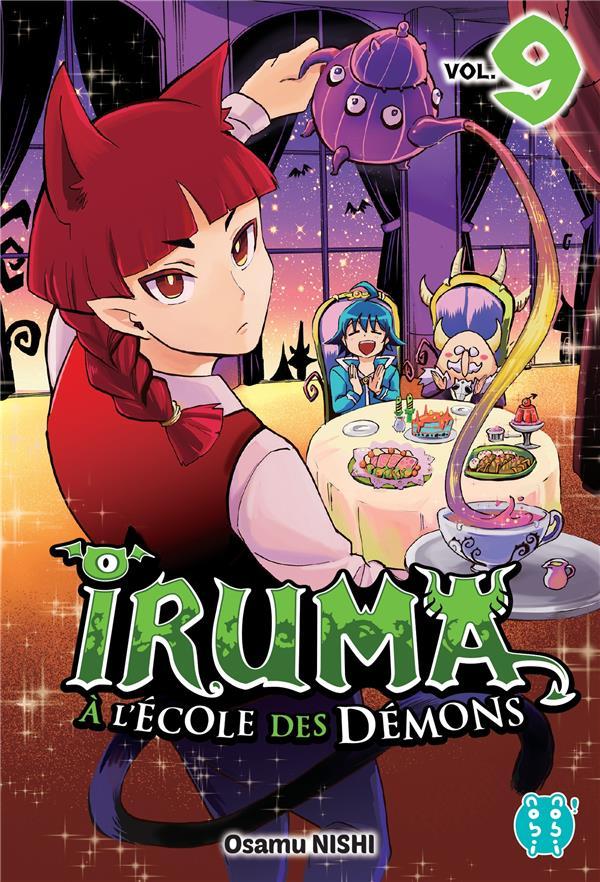 Iruma à l'école des démons t.9