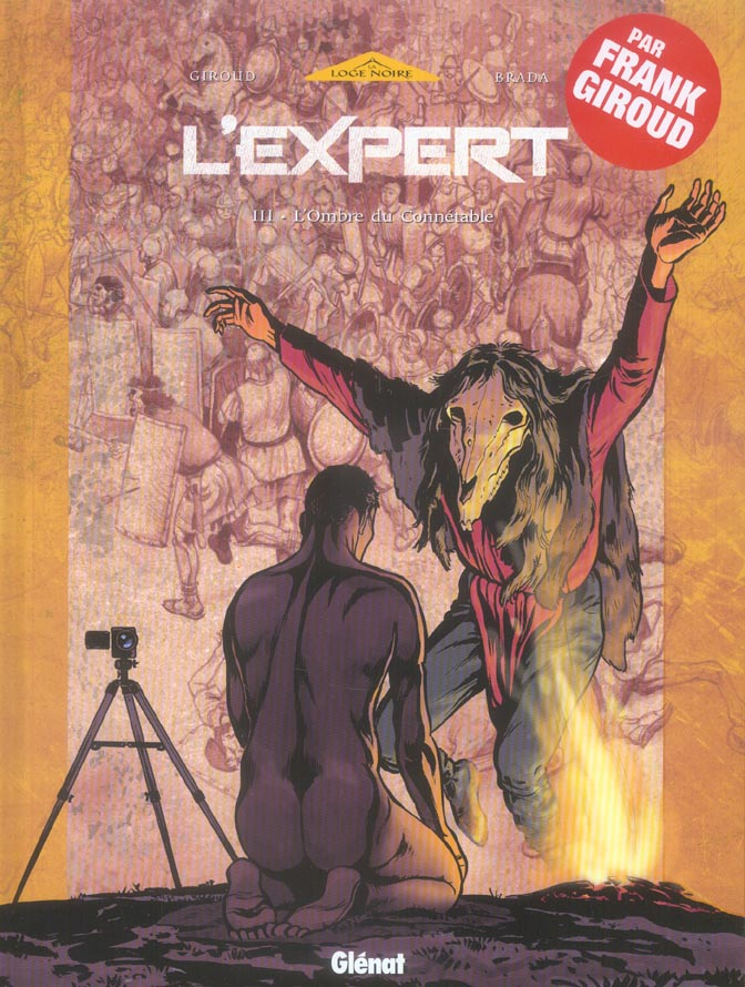 L'EXPERT - TOME 03 - L'OMBRE DU CONNETABLE BRADA+GIROUD