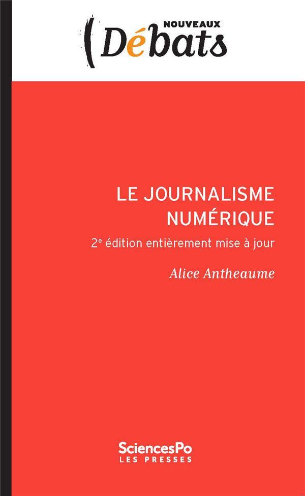 Le journalisme numérique (2e édition)