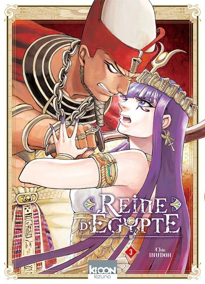 Reine d'Egypte T.3