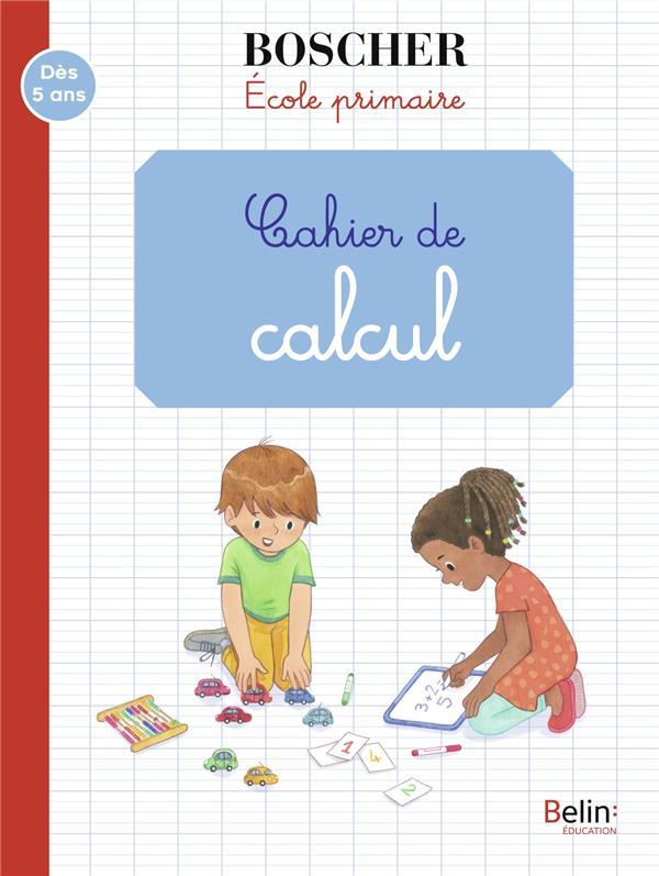 Méthode Boscher ; cahier de calcul