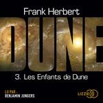 Vente AudioBook : Les enfants de Dune - T3  - Frank Herbert