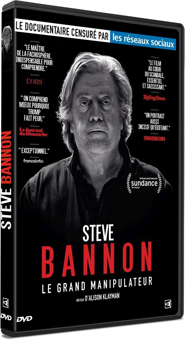 Steve Bannon : Le grand manipulateur