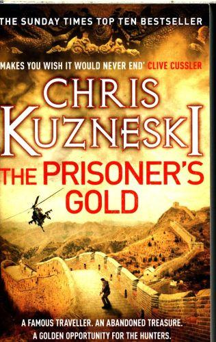 THE PRISONER''S GOLD - THE HUNTERS: BOOK 3