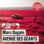 Vente AudioBook : Avenue des Géants  - Marc Dugain