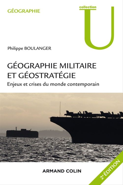 Géographie militaire et géostratégie (2e édition)