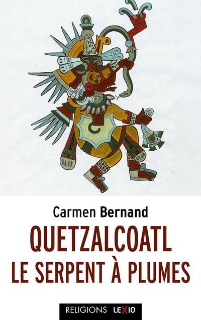 Quetzalcoalt, le serpent à plumes