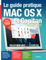 Vente Livre Numérique : Le guide pratique Mac OS X El Capitan  - Fabrice Neuman