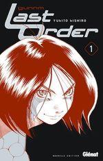 Vente Livre Numérique : Gunnm Last Order (sens français) - Tome 01  - Yukito Kishiro