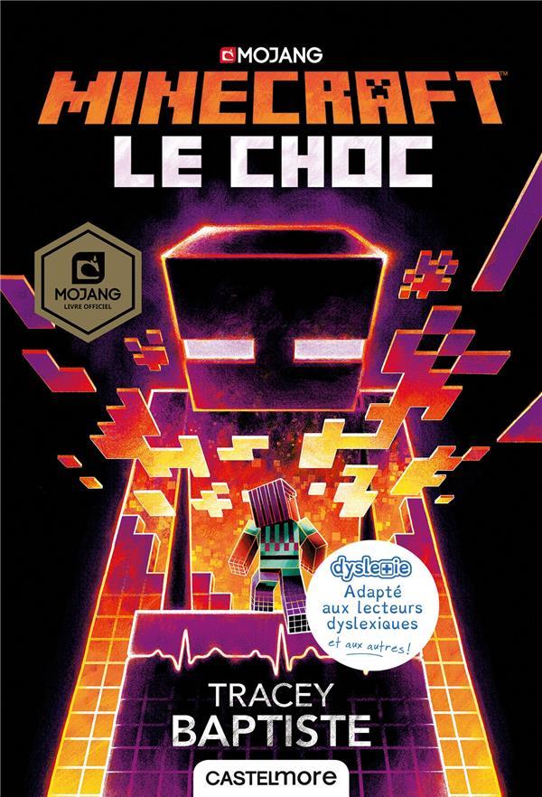 Minecraft ; le roman officel T.2 ; le choc