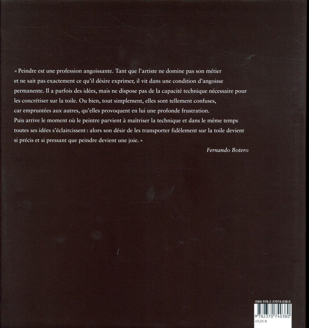 Botero ; peintures 1959-2015