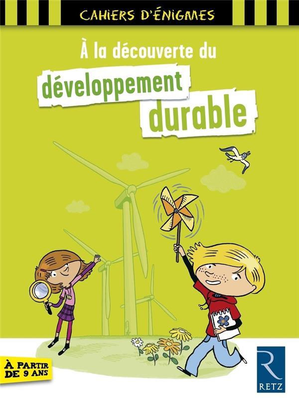 Découverte du développement durable ; 7 ans