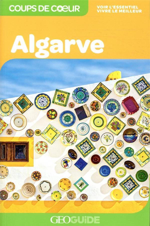 GEOGUIDE COUPS DE COEUR  -  ALGARVE (EDITION 2020)