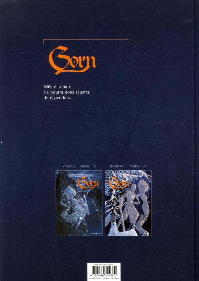 Gorn ; Intégrale vol.1 ; t.1 à t.5