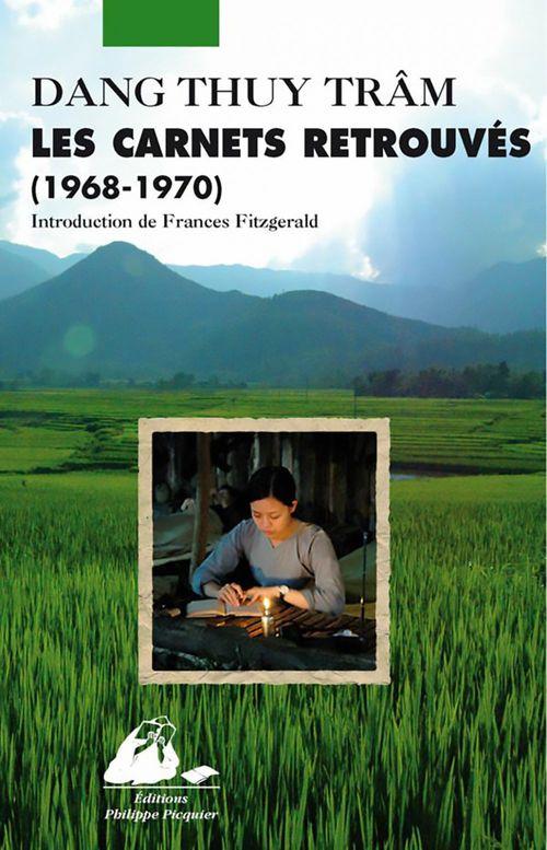 Les carnets retrouvés (1968-1970)
