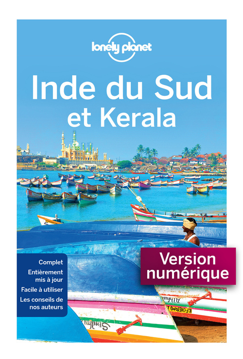 Inde du sud et Kerala 7ed