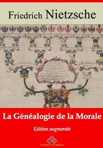 Vente Livre Numérique : La Généalogie de la morale - suivi d'annexes  - Friedrich Nietzsche