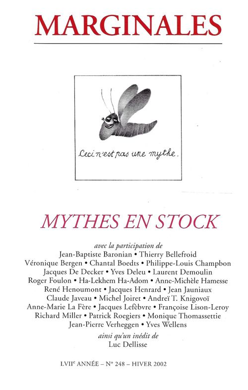 Mythes en stock