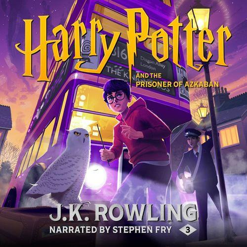Harry Potter and the Prisoner of Azkaban (UK Edition)