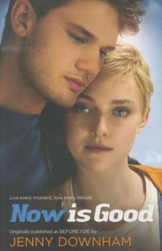 Now is good film tie-in - previously titled = before i die
