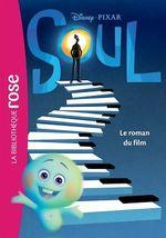 Vente Livre Numérique : Bibliothèque Disney - Soul - Le roman du film  - Walt Disney