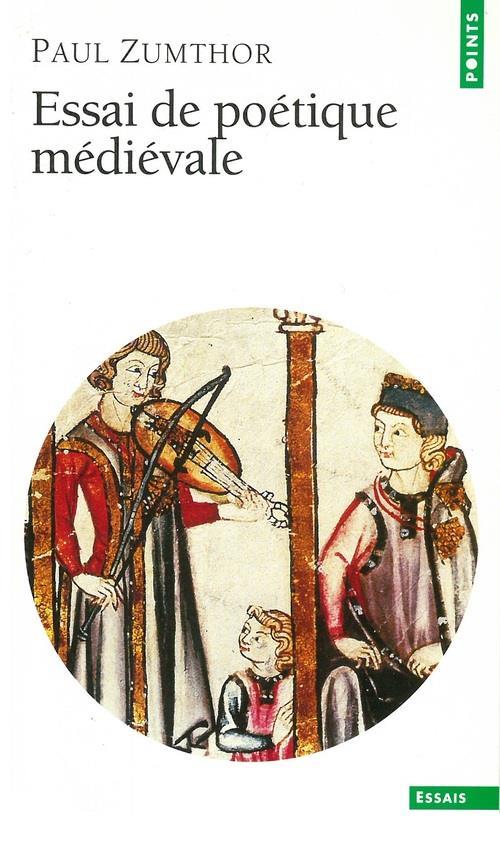 REVUE POETIQUE ; essai de poétique médiévale