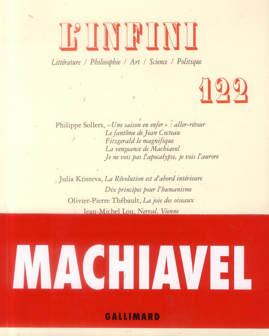 L'infini n122