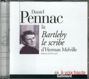 Bartleby le scribe d'herman melville
