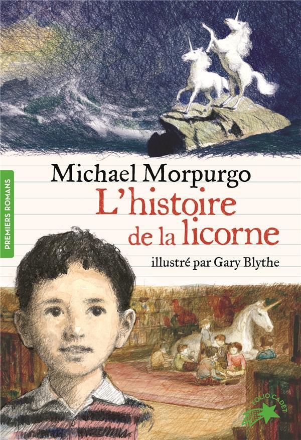 L-HISTOIRE DE LA LICORNE
