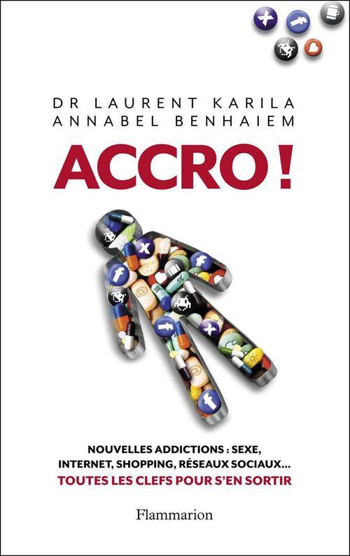 Addict : sexe, internet, shopping, facebook