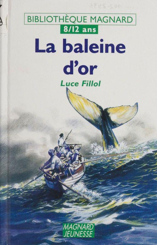 Baleine d'or