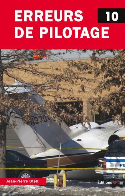 Erreurs de pilotage t.10