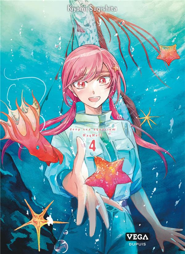 Deep sea aquarium magmell - tome 4