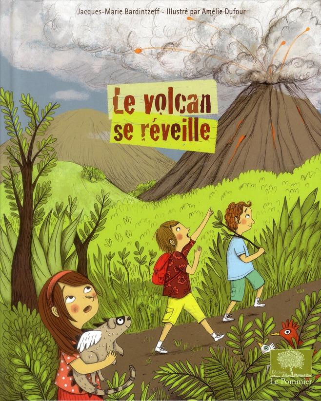 Le Volcan Se Reveille