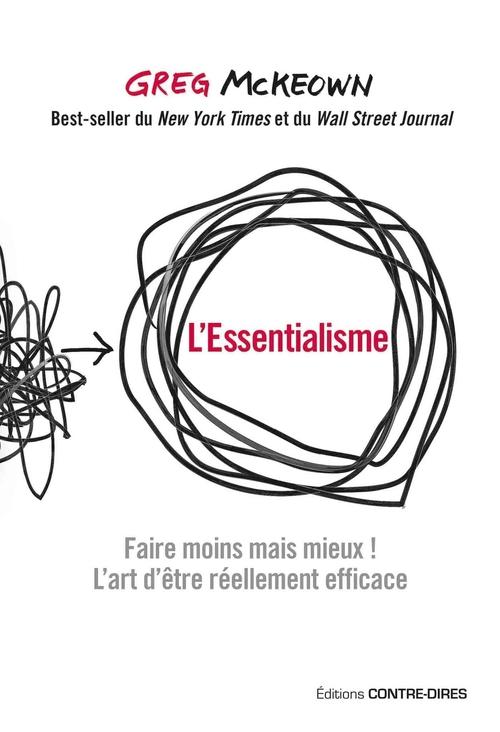 L'essentialisme  - Greg Mckeown