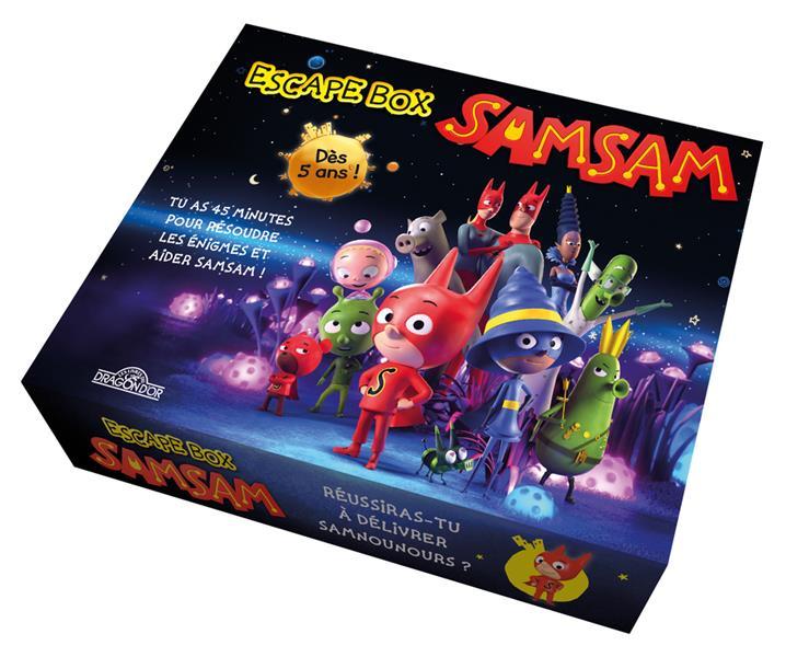 SamSam ; escape box