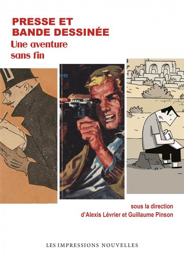 presse et bande dessinée ; une aventure sans fin