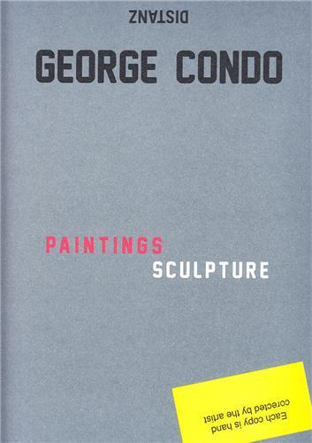 George condo paintings sculpture