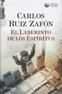 Laberinto de los espiritus (el)