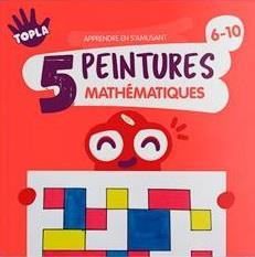 5 peintures mathématiques