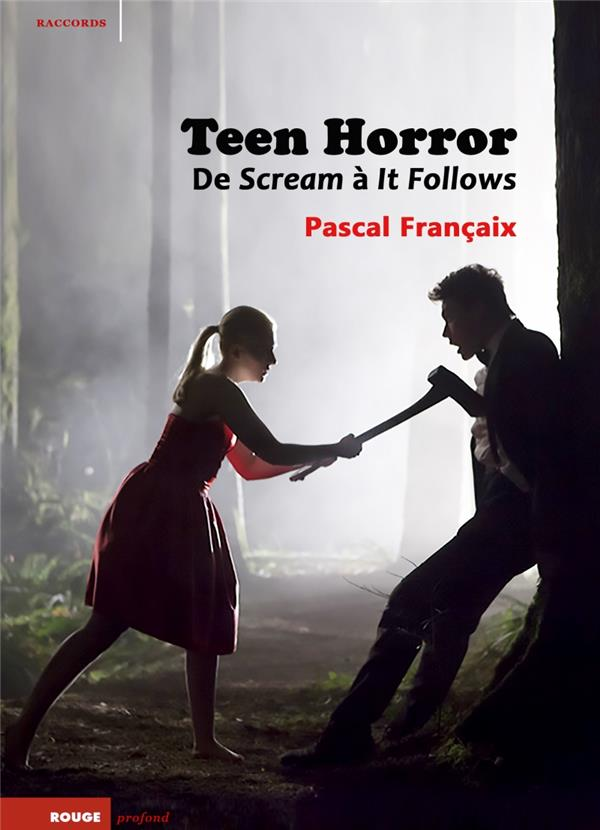 Teen horror. de scream a it follows