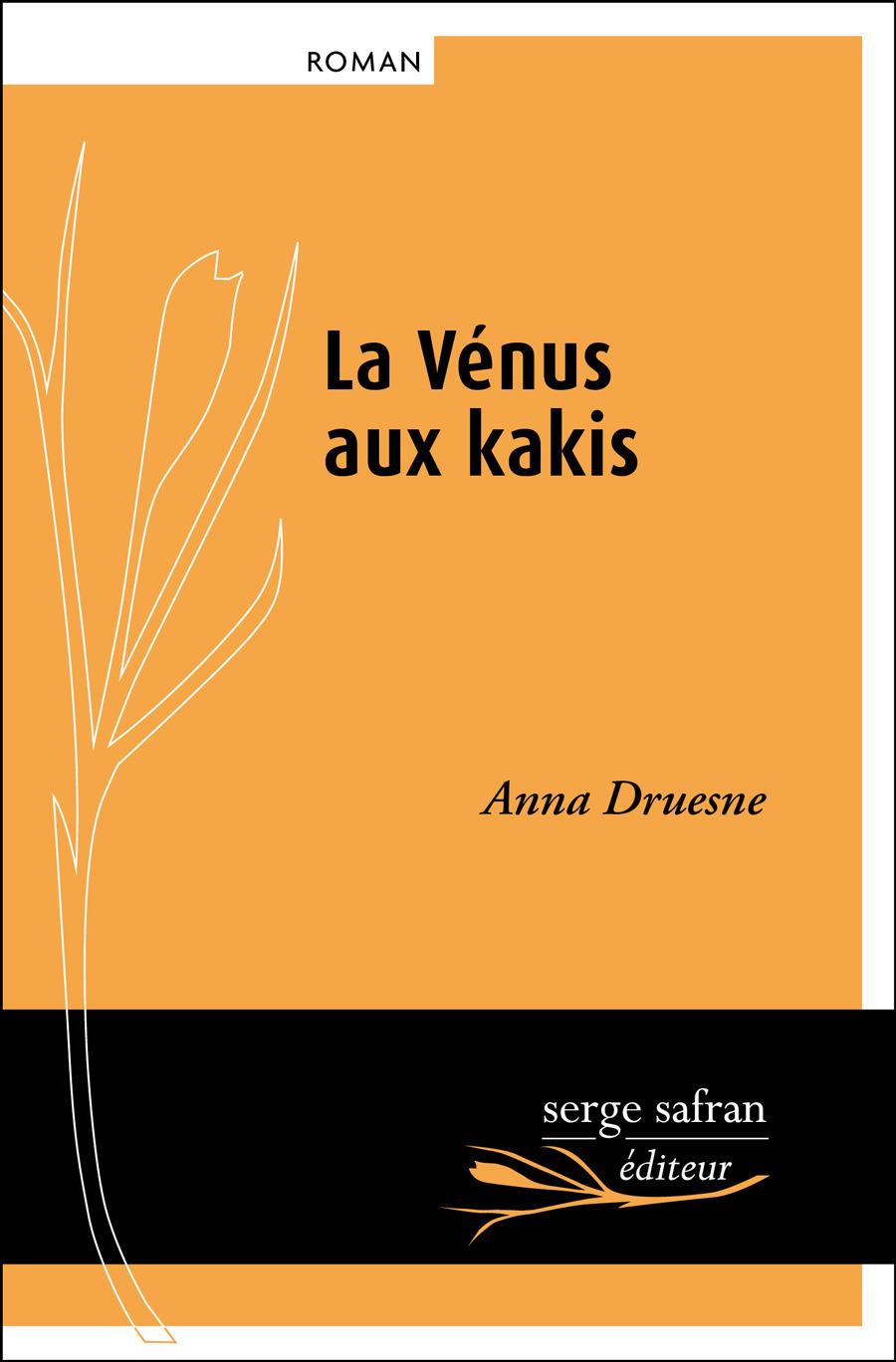 Vente Livre Numérique : La vénus aux kakis  - Anna Druesne