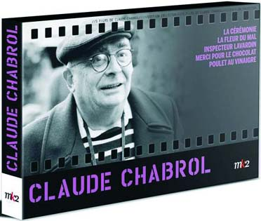 Claude Chabrol - Coffret 5 films